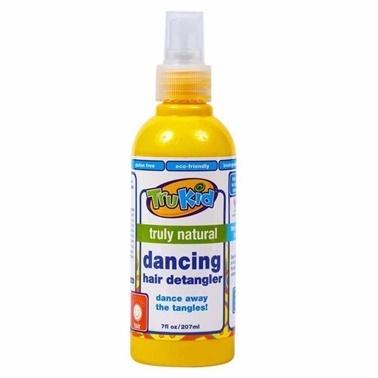 Trukid Trukid Dancing Hair Detangler 207ml Renksiz